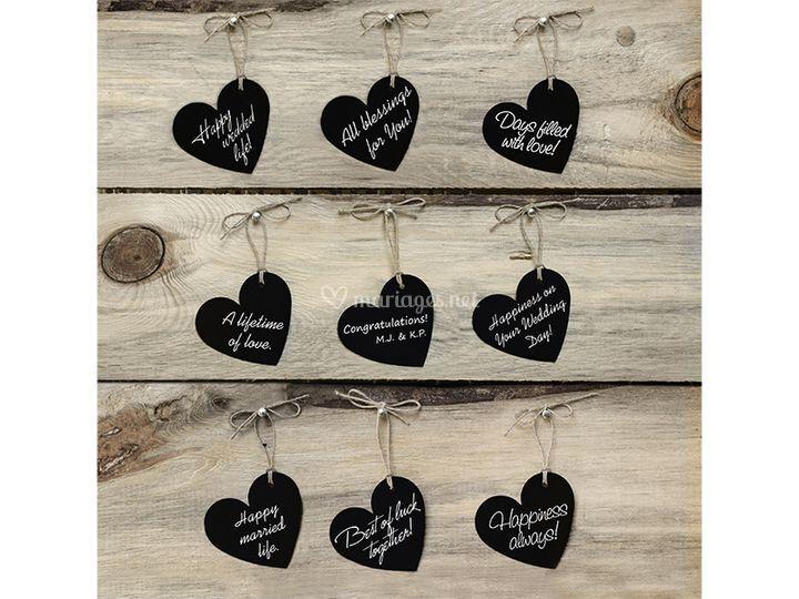 Marque PLace Coeur