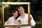 Couple de jeunes mari�s sur Photo Fatima