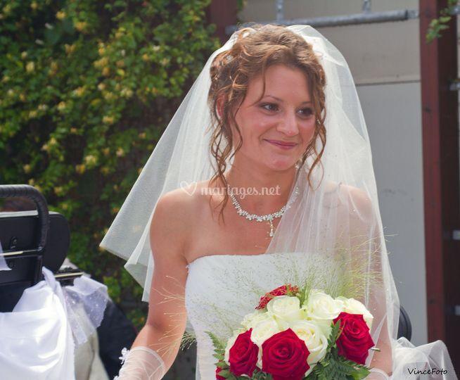 Mariage mariée