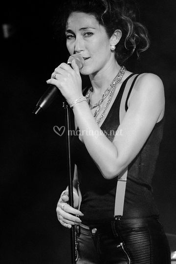 Alexandra au chant
