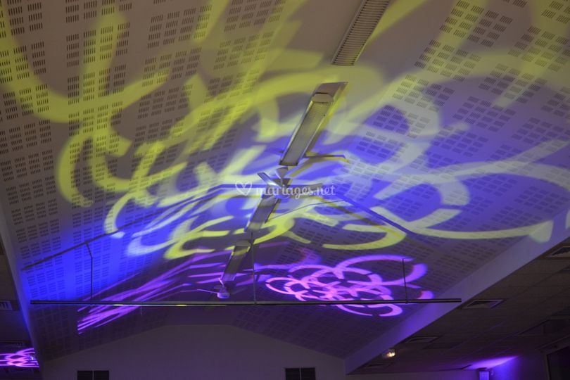 Lyres plafond 2