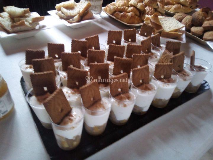 Buffet brunch