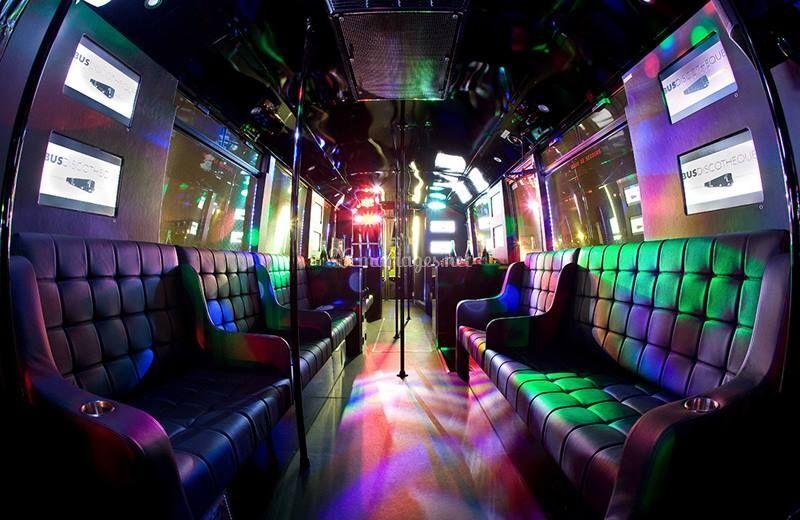 Discobus 70 places