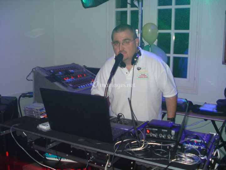 DJ Fred Animation