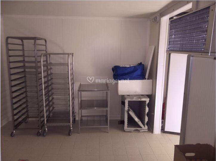 Chambre froide de 9 m2