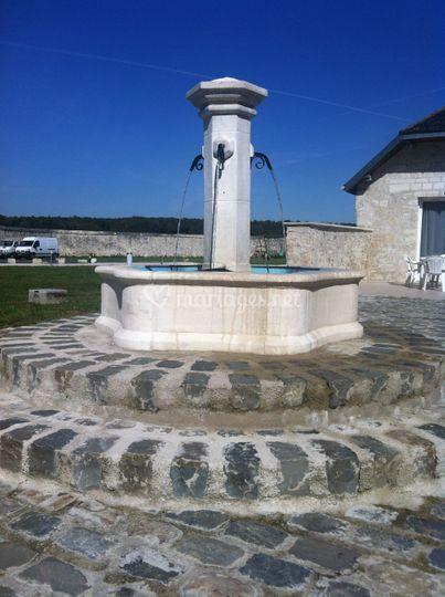 Fontaine St Rémy