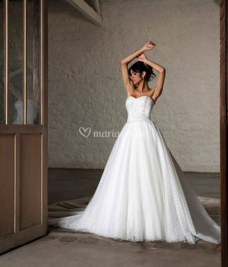 Chany de Couture Nuptiale