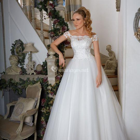 Melody,robe Matrimonia