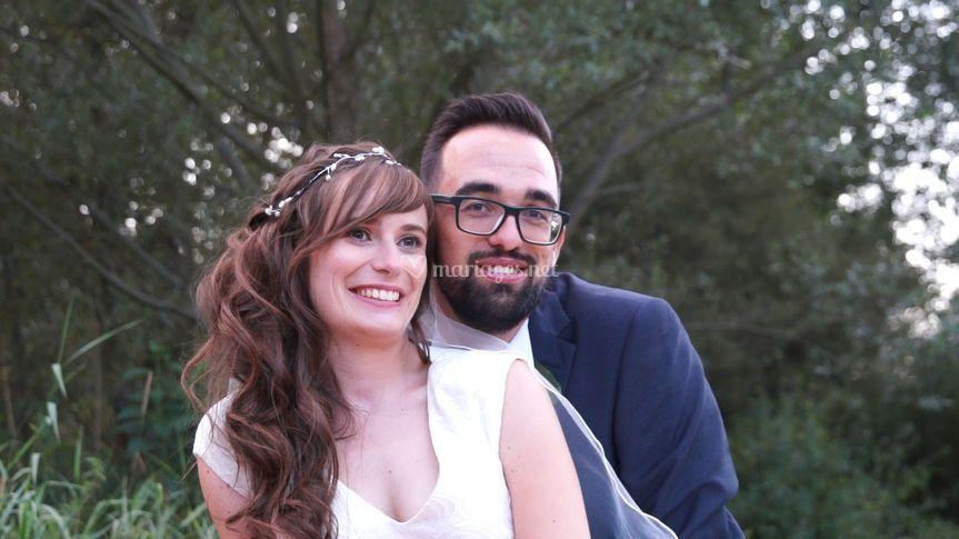Julie & Xavier
