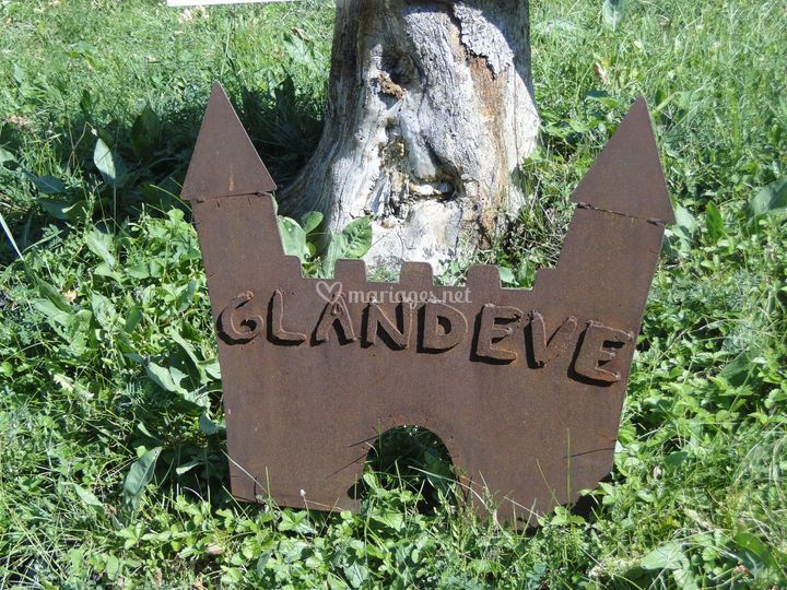 Logo de Glandève