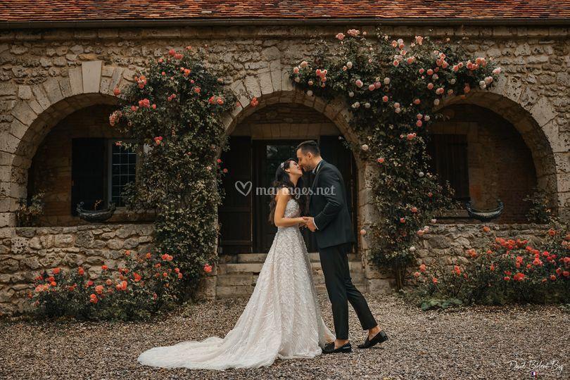 Moody Wedding Photography