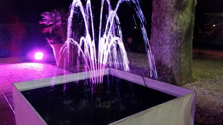 Fontaines déco