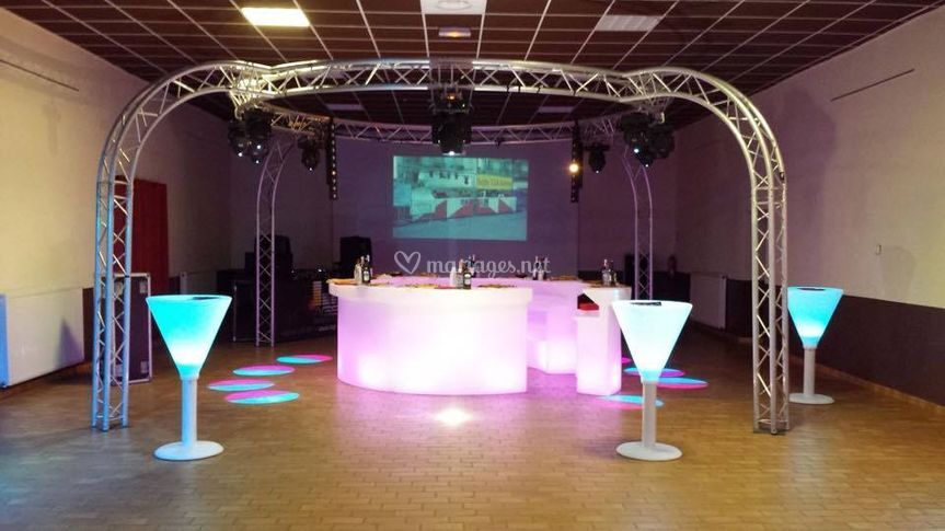 AGS Audiolights Grand Sud