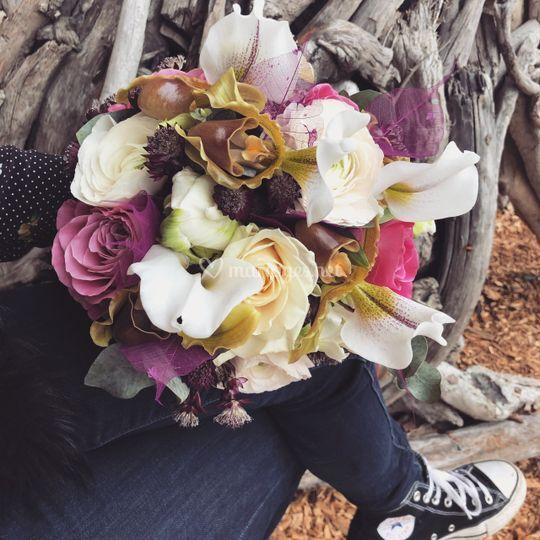 Bouquet vénus