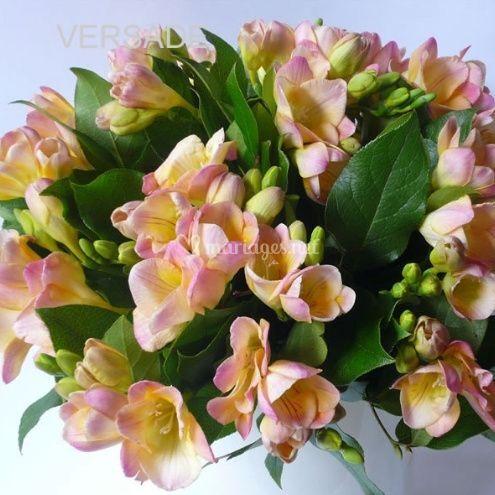 Bouquet de freesia