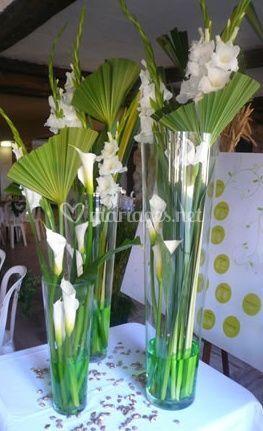 Vases de table