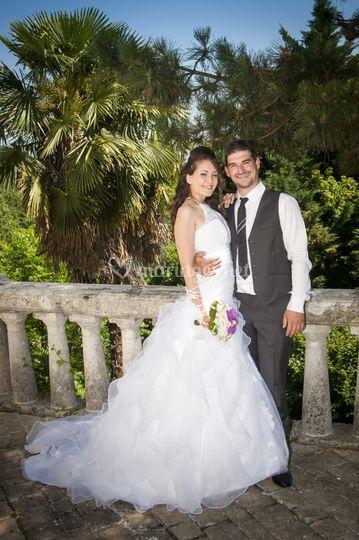 Mariés à Cherves 16