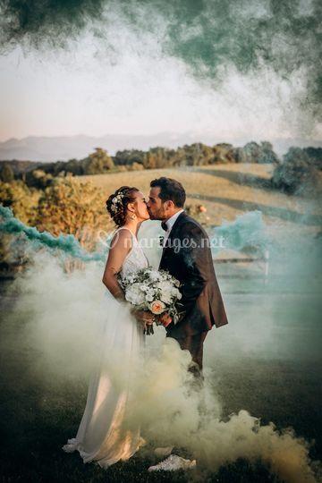 Love & fumigènes
