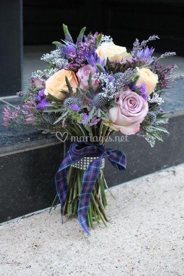 Bouquet écossais