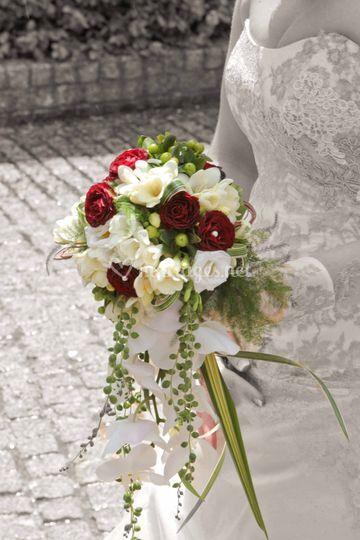 Une mariée Poppin's