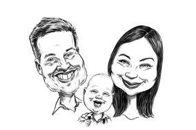 Charli Caricatures