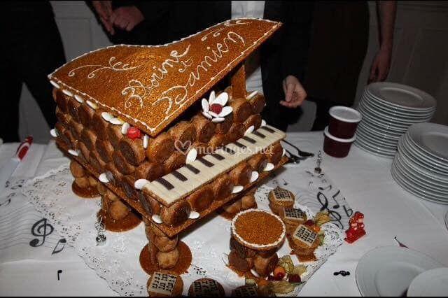 Desserts mariage