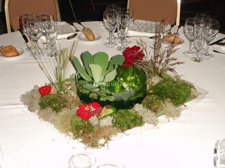 Décoration table