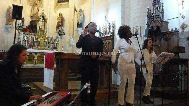 Ô All Jazz Vocal & Gospel