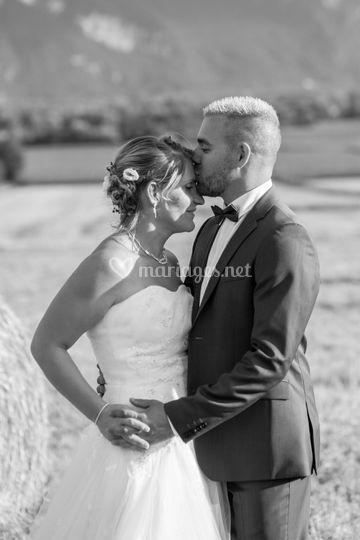 Mariage Isère photos de couple