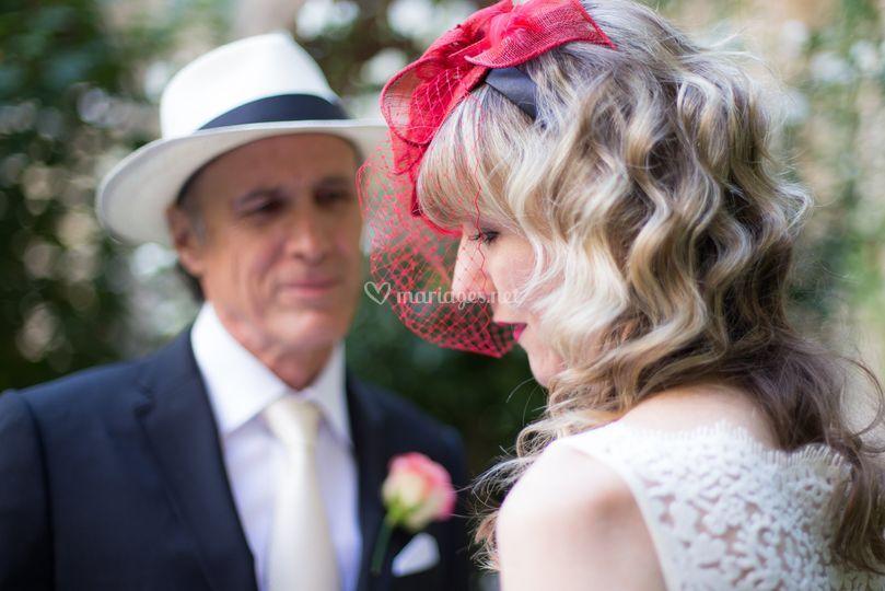 Mariage American à Paris