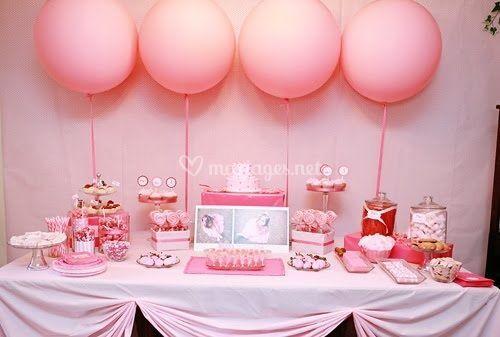"Candy bar ""petite princesse"""