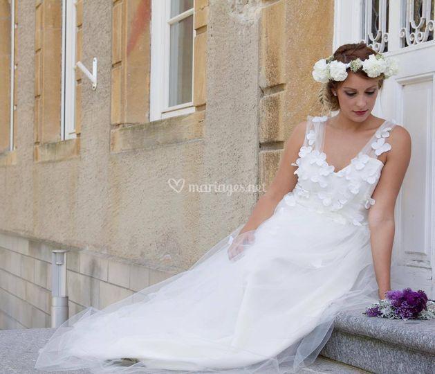 Robe modèle Hortense