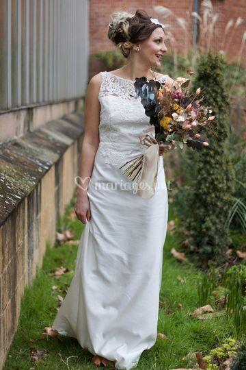 Robe modèle Anémone