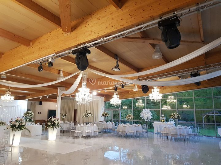 Salle de 400 m2