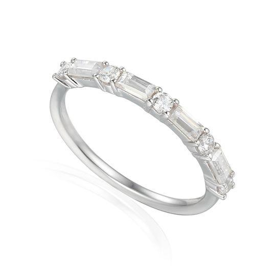 Alliance diamants or 18K