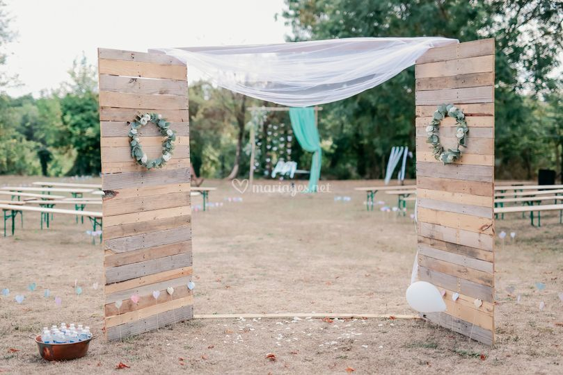 French wedding designer