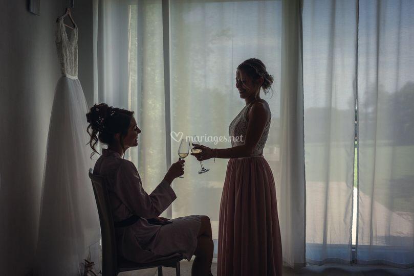 A ton magnifique mariage