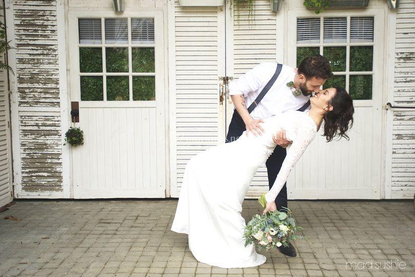 Mariage de Rose & Baptiste