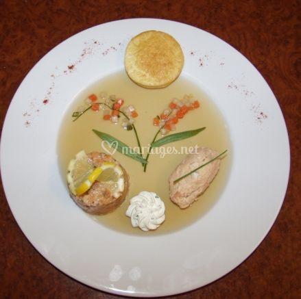 Cuisine exquise