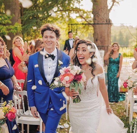 New York Chic Wedding
