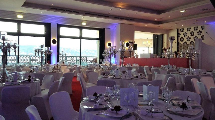 Tables décorations