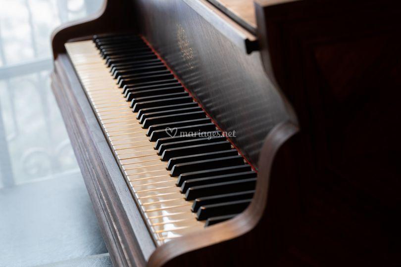 Piano Erard à queue