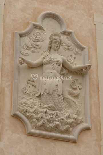 La Statue de La Sirène