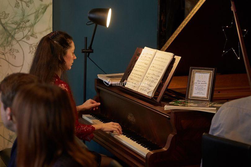 Pianiste Prestige