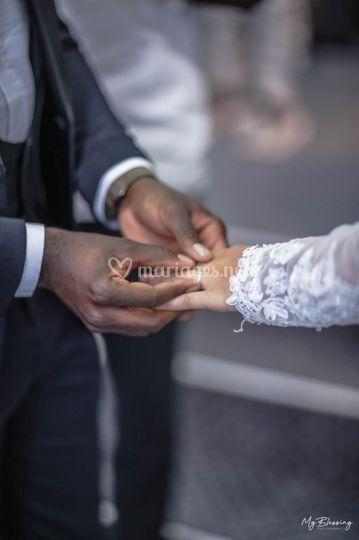 Mariage de Patrick et Gaëlle E