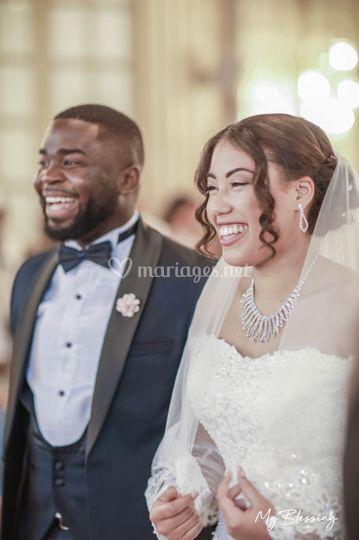 Mariage de Patrick et Gaëlle