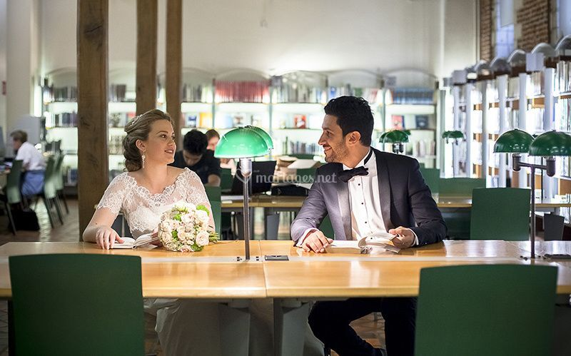 Tedireoui film de mariage