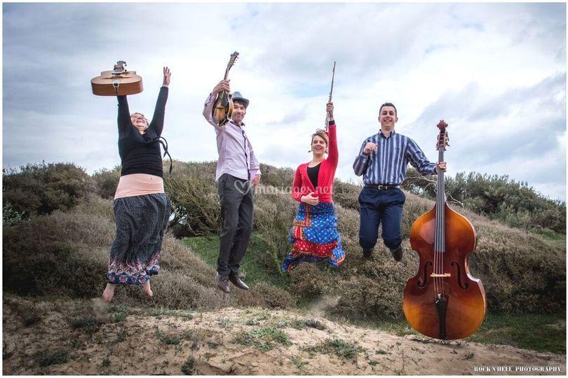 Quartet Bohemia