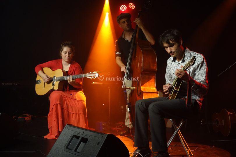 Concert en trio