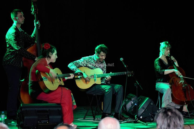 Concert en quartet
